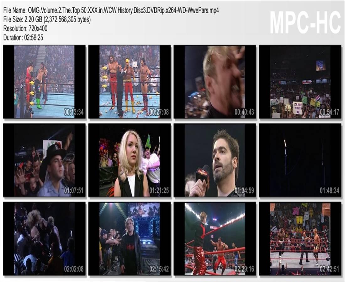 WWE OMG! Volume 2