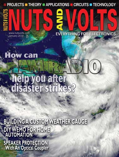 Nuts and Volts January 2018