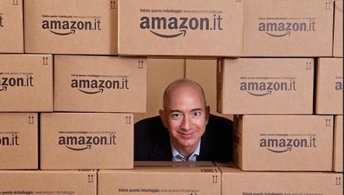 حقایق جالب درباره کسب و کار خلاق amazon