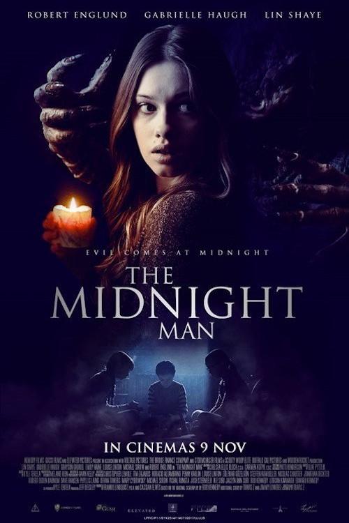 دانلود فیلم The Midnight Man 2016