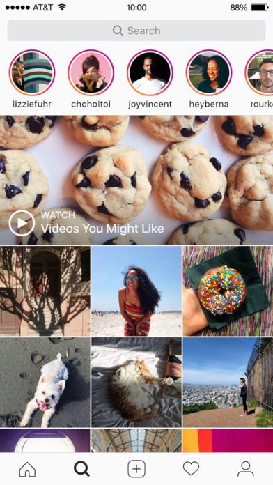 دانلود نرم افزار Instagram - مخصوص iOS - ورژن v36.0 - (دانلود با لینک مستقیم)