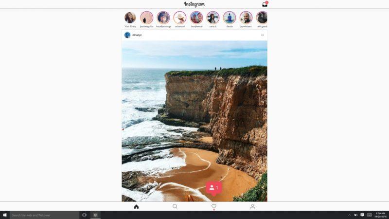 دانستنی : چرا ویندوز ۱۰ قبل از آیپد، آپ رسمی اینستاگرام را دریافت کرد؟