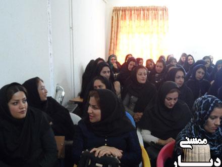 افتتاح مرکز یادگیری محلی در شهرستان ممسنی