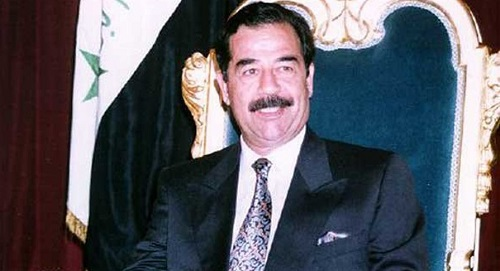 آیا می دانستید صدام حسین نویسنده یک رمان عاشقانه است؟
