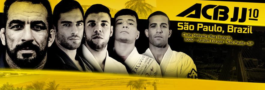 دانلود مبارزات جوجیتسو برزیلی | ACB JJ 10