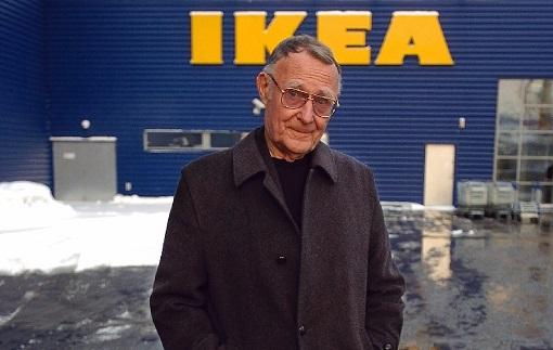 کامپارد، بنیانگذار IKEA سوئد درگذشت
