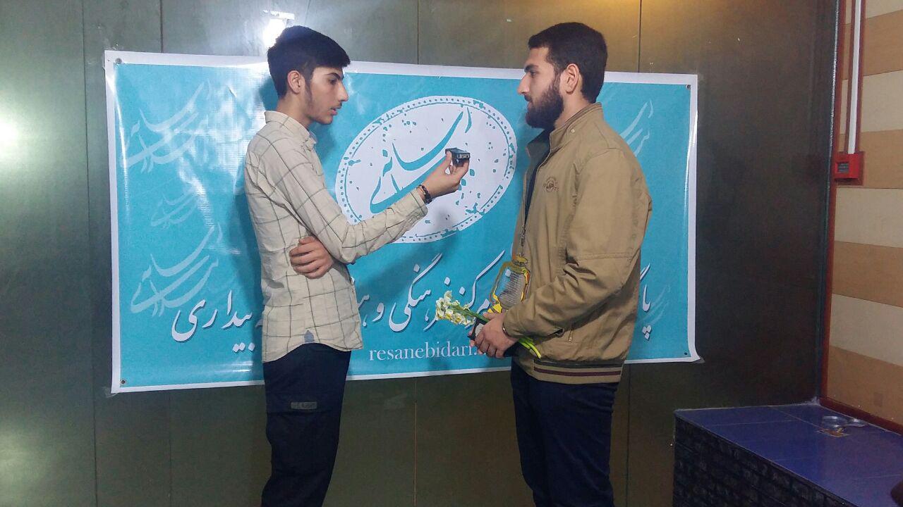 اختتامیه هشتمین جشنواره مردمی فیلم عمار به روایت تصاویر (5)