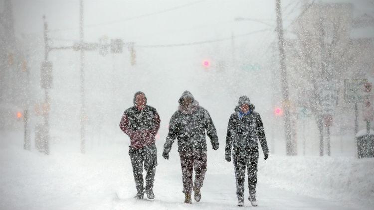 ۱۰ مورد از بزرگترین و سهمگین ترین برف و کولاک های تمام دوران را بشناسید