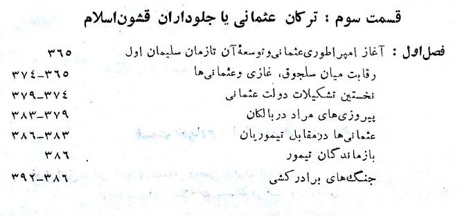 تاریخ ملل اسلامی