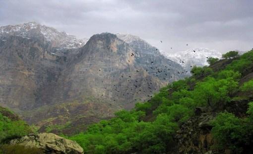سفر به «دره عشق»: بهشت بوم گردی ایران