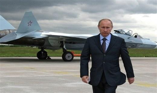 پوتین: تار و مار شدن تروریستها در سوریه موثر بودن تسلیحات روسی را ثابت کرد