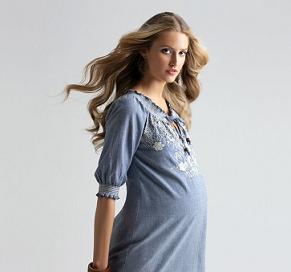 در دوران بارداري خوش تيپ باشيد - لباس مناسب دوران بارداري