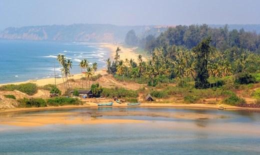 خلوتنشینی و آرامش در سواحل زیبای هندوستان