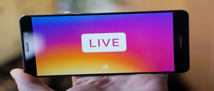 آموزش تصویری قرار دادن ویدیو زنده در اینستاگرام  Live Video - پخش زنده