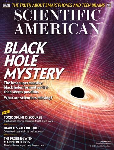 Scientific American February 2018