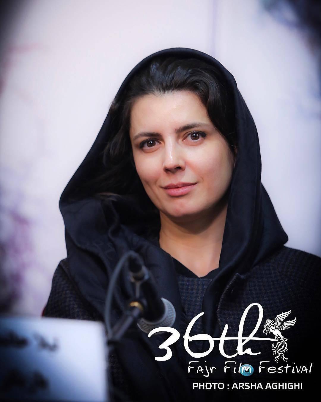 لیلا حاتمی در 36 جشنواره فیلم فجر