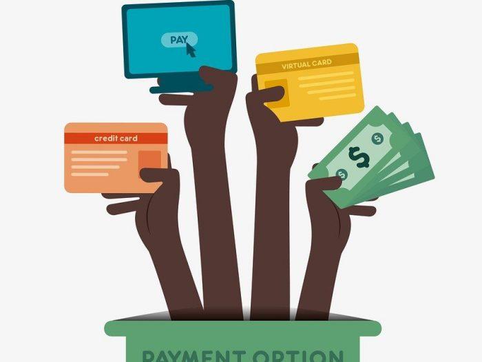 روش های پرداخت و آنلاین