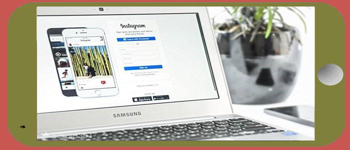 فیلم آموزش تصویری قرار دادن پست اینستاگرام از طریق کامپیوتر