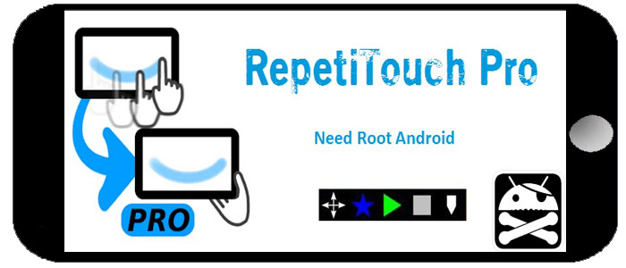 دانلود برنامه ذخیره و تکرار خودکار عمل تاچ RepetiTouch Pro