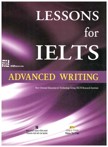 Lessons for IELTS Advanced Writing
