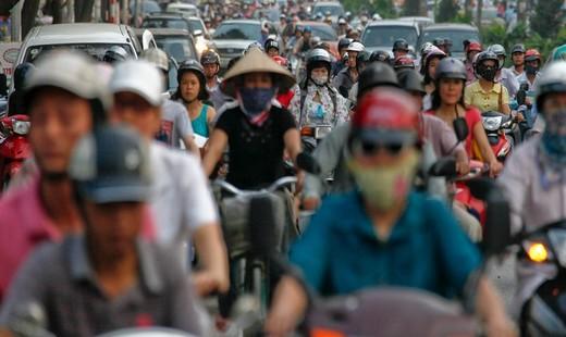 ترافیک سنگین کلانشهرها تهدیدی جدی برای سلامت، وقت و جیب مردم سراسر دنیا