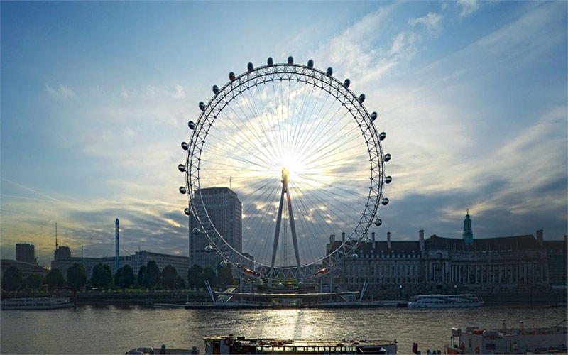 چشم لندن؛ انگلستان