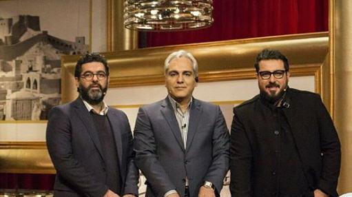 مصطفی کیایی و برادرش محسن مهمان 20 بهمن 96 دورهمی +بیوگرافی و عکس