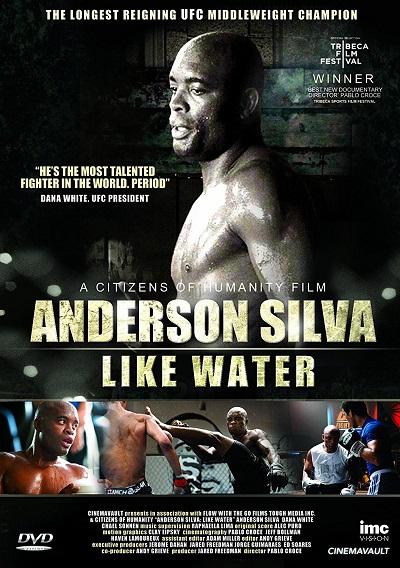 دانلود مستند Anderson Silva Like Water 2012 ریلیز اختصاصی 720p بلوری