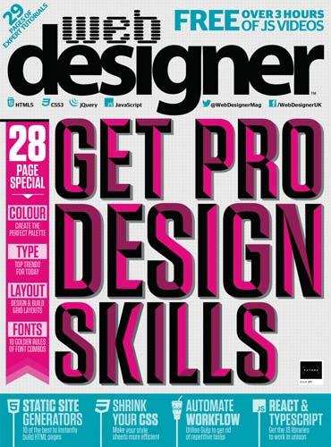 Web Designer February 2018