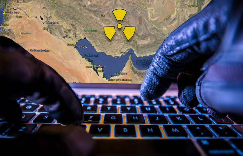  گزارشی از حمله سایبری به وب سایت ها و پورتال های خبری ایران