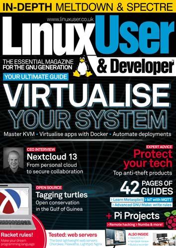 Linux User and Developer February 2018