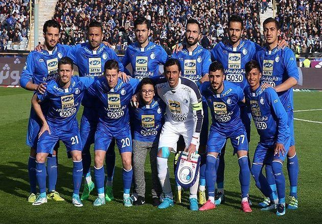 ساعت پخش زنده استقلال تهران و الریان قطر 24 بهمن 96 +نتیجه بازی