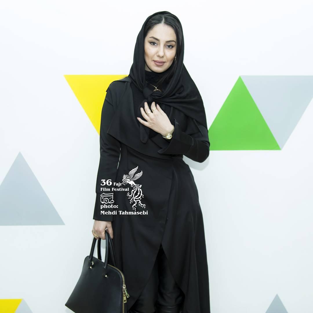 شیدا یوسفی در 36 جشنواره فیلم فجر