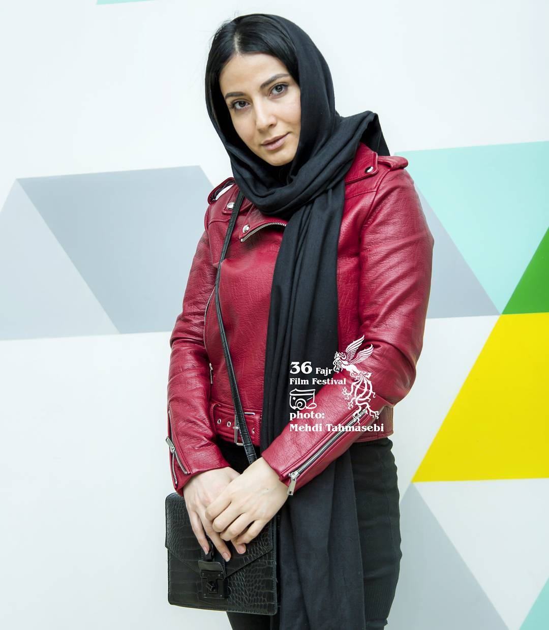 سمیرا حسن پور در  36 جشنواره فیلم فجر