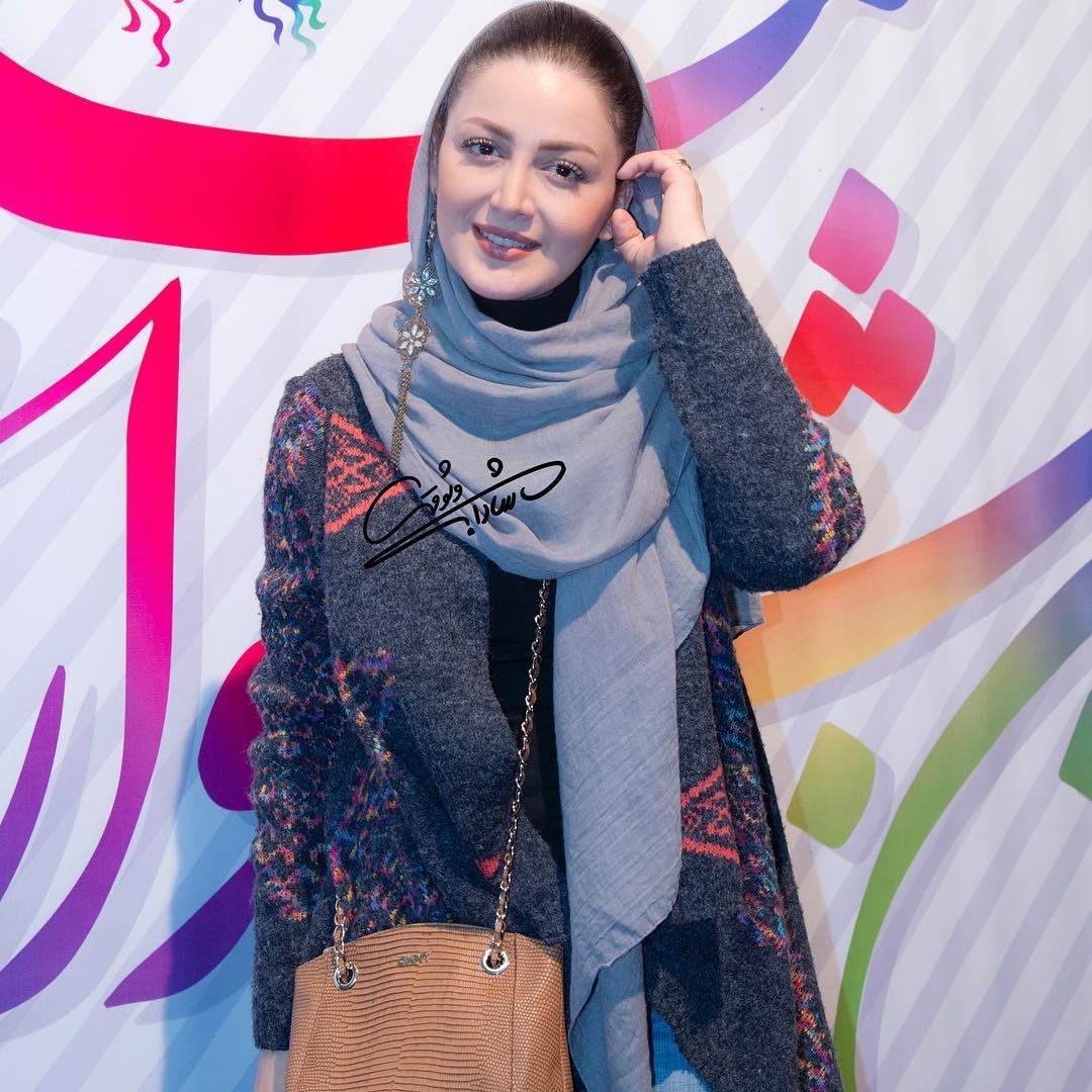 شیلا خداداد در 36 جشنواره فیلم فجر