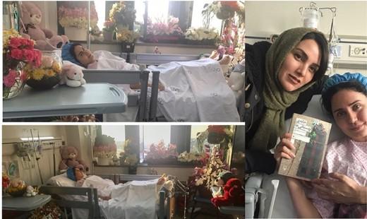 کادوهای عروسکی عیادت کنندگان بیمارستانی «الناز شاکردوست»
