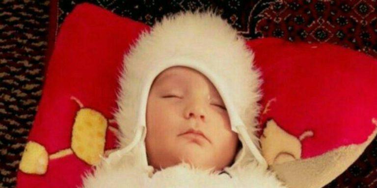 مرگ کارن الیاسی | آیا کارن کودک دو ماهه در کرمانشاه بر اثر سرما فوت کرد؟