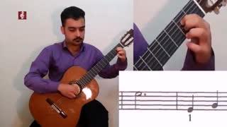 آموزش گام دوماژور و مفهموم اکتاو در تئوری موسیقی