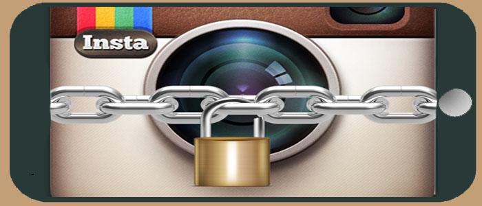 خصوصی کردن اینستاگرام - آموزش تصویری