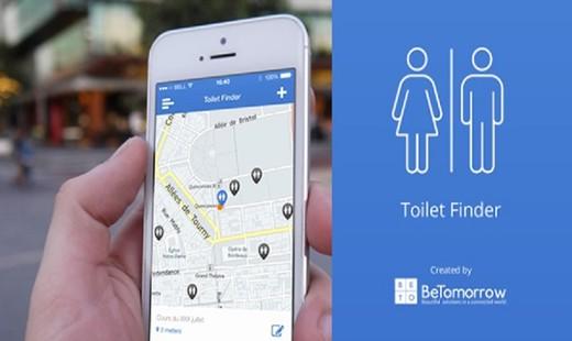 «توالت یاب های دیجیتالی» برای دقیقه نودی ها!