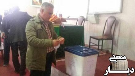 نتیجه انتخابات هیات مدیره نظام صنفی کارهای کشاورزی شهرستان ممسنی