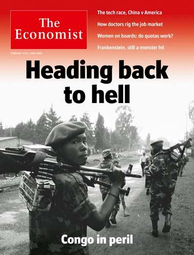 The Economist Asia 17 February 2018