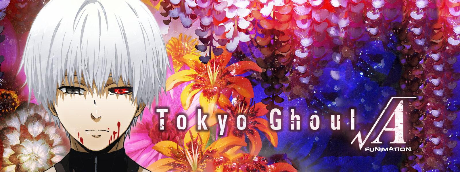 دانلود فصل دوم انیمه توکیو غول Tokyo Ghoul : Root A 2015