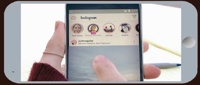 آموزش تصویری ارسال پروفایل برای دوستان خود در اینستاگرام