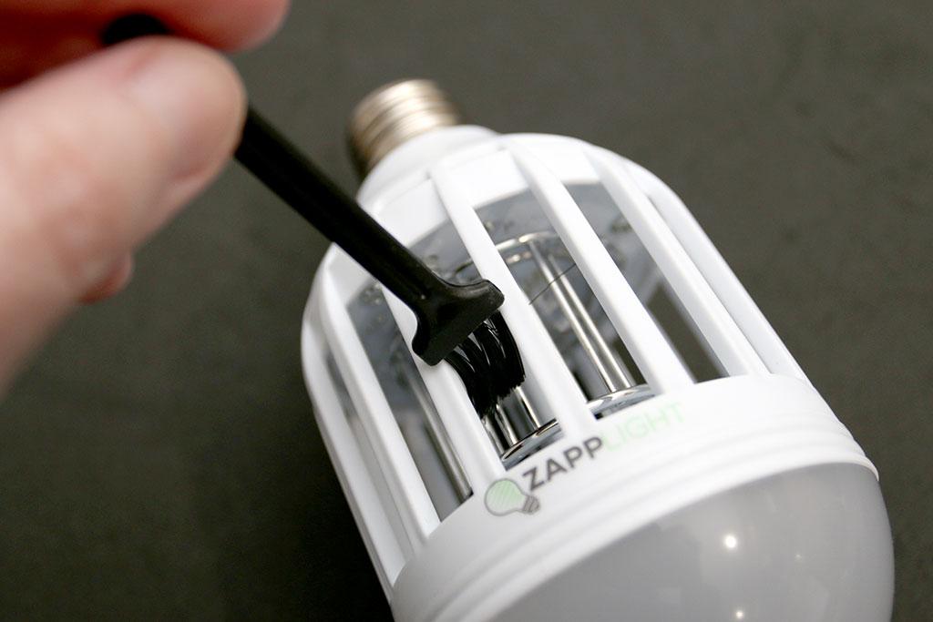 خرید پستی زاپ لامپ های کشنده ی حشرات