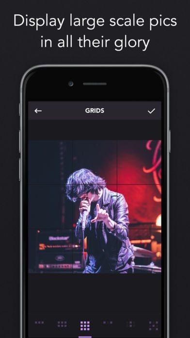 اپلیکیشن Grids – Feed Banner Pics