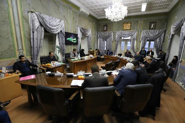 گزارش تصویری سی امین جلسه شورای اسلامی شهر رشت