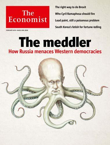 The Economist Asia 24 February 2018