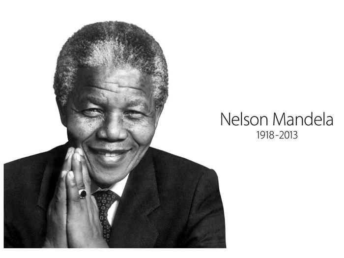 نلسون ماندلا - Nelson Mandela