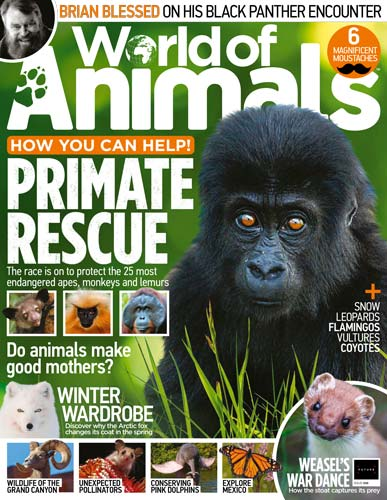 World of Animals March 2018